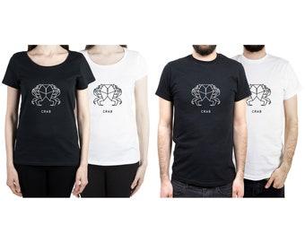 T-shirt ORIGAMI POP CRAB