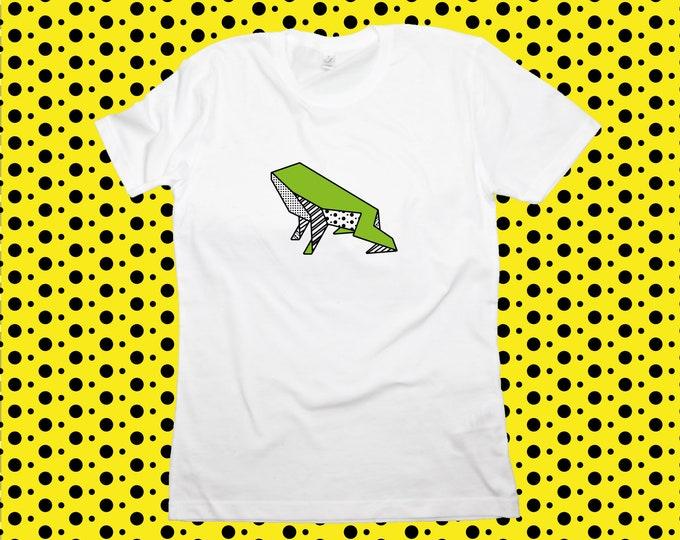 T-shirt ORIGAMI POP FROG