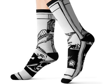 Calzini Socks TAROT OF MARSEILLES la morte death