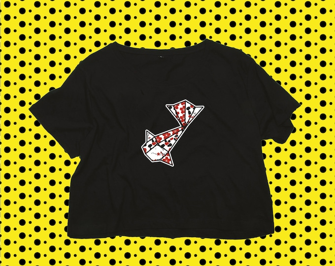 T-shirt ORIGAMI POP CARPA koi