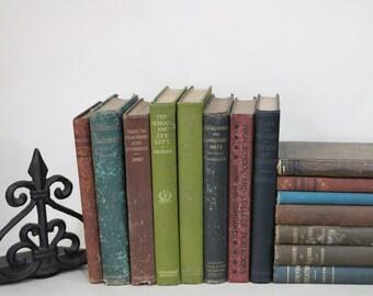Philosophy of Teaching/ Vintage Pedagogy Books for Teachers - Lot of 15 Hardcover Books