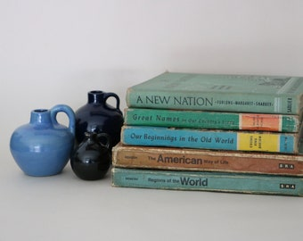New Nation Old World Christian Religion American School Books Lot of 5