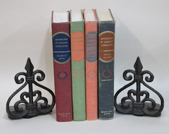 Vintage English Reader Books - Adventures for Readers & Adventures in English and American Literature Laureate Edition