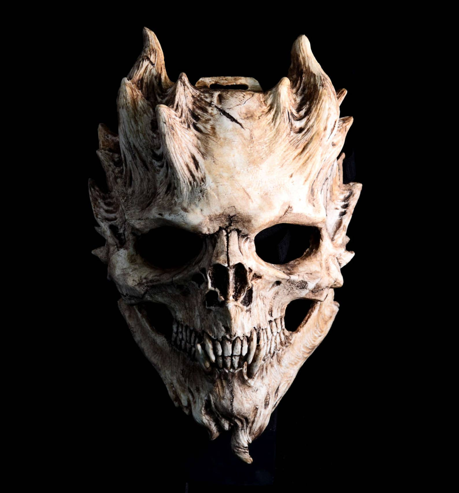 Картинки черепа демоны