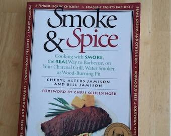 Smoke And Spice Book