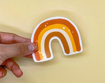 Rainbow Sticker - Die cut sticker- hydroflask sticker- waterproof sticker- kindness