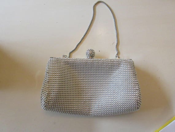 WHITING AND DAVIS Evening Bag