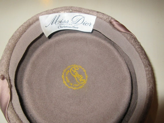 CHRISTIAN DIOR HAT - image 4