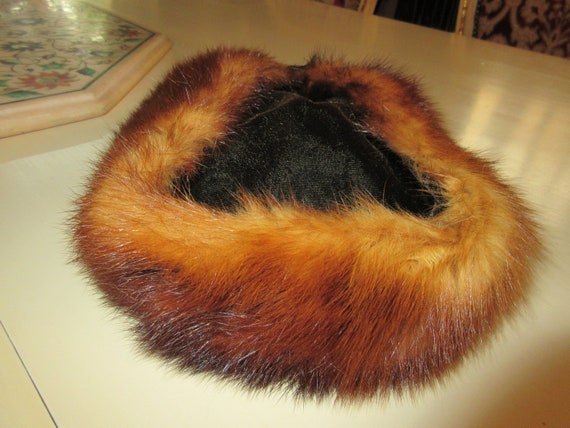 LUCILLE MILLINERY FUR Hat