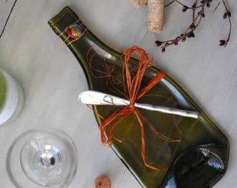 Wine Bottle Cheesetray