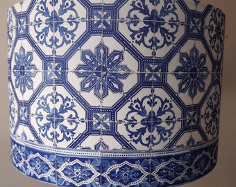 White Tiles Digital Paper Moroccan Trellis Vintage Tiles