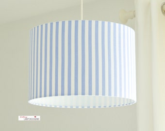 lampshade stripes