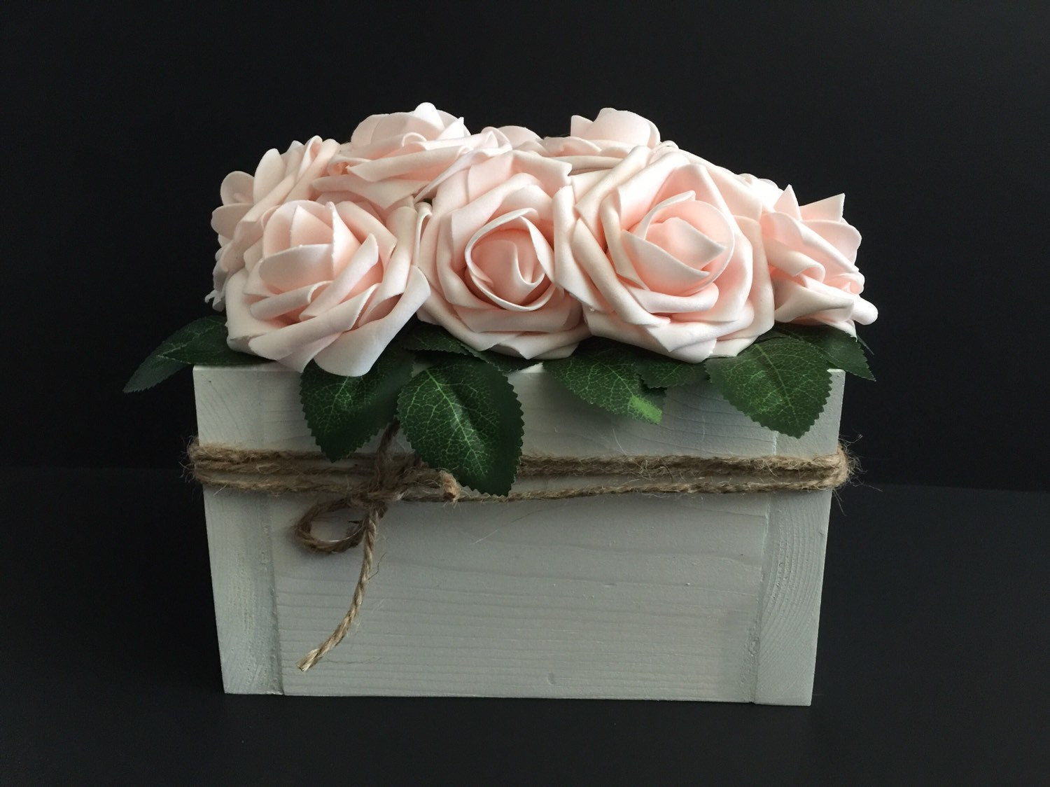 Flower Centerpiece Gift For Her Artificial Flowers Etsy