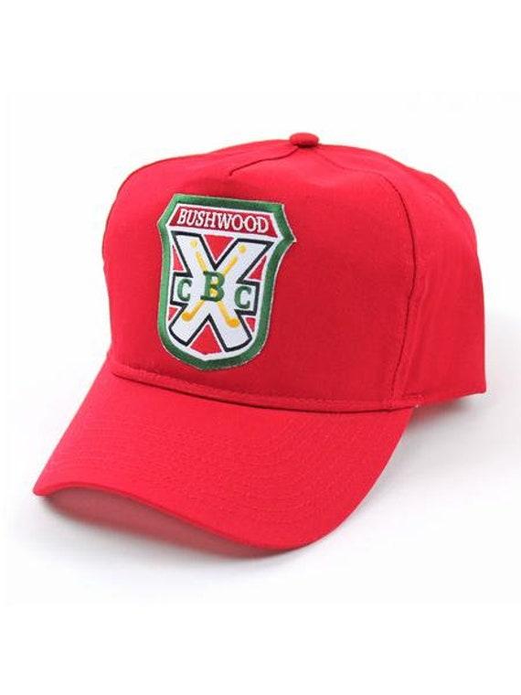 Bushwood Country Club Golf Cap as seen in Caddyshack  6d24f0b8c6b0