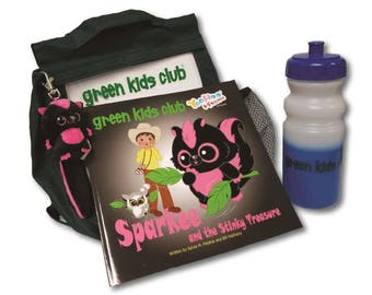 Sparkee and the Stinky Treasure (Gift Set)