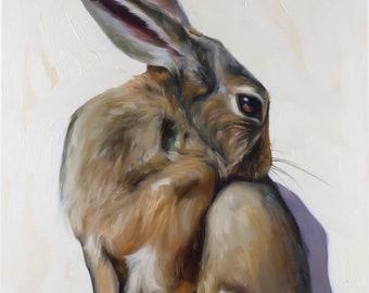 Bunny Pose prints