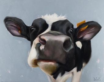 Mug Shot cow prints