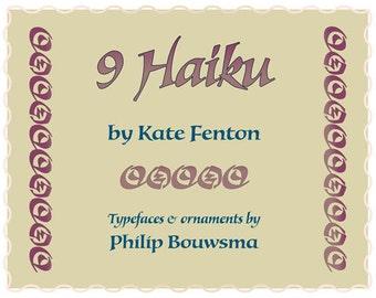9 Haiku