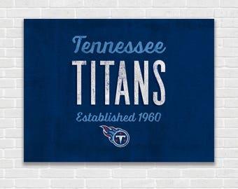 27a579b3 Titans mancave | Etsy