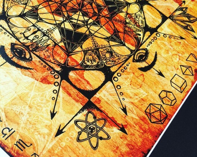 Metatron Zodiacs By Melanie Bodnar Enlighten Clothing Co