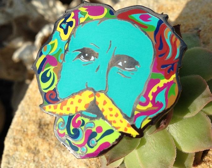 Bob Weir Grateful Dead Pin Small Version