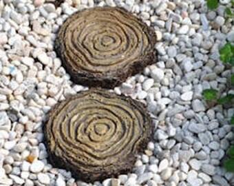 Miniature Fairy Garden stepping stones
