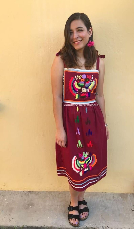 e02cbf6d3a0 Vintage mexican dress 90 s vestido mexicano mexican party