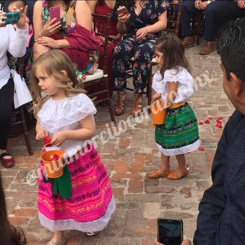 Mexican blouse mexican skirt sarape mexican party day of the dead cinco de mayo frida inspired baby cambaya first birthday fiesta mexicana