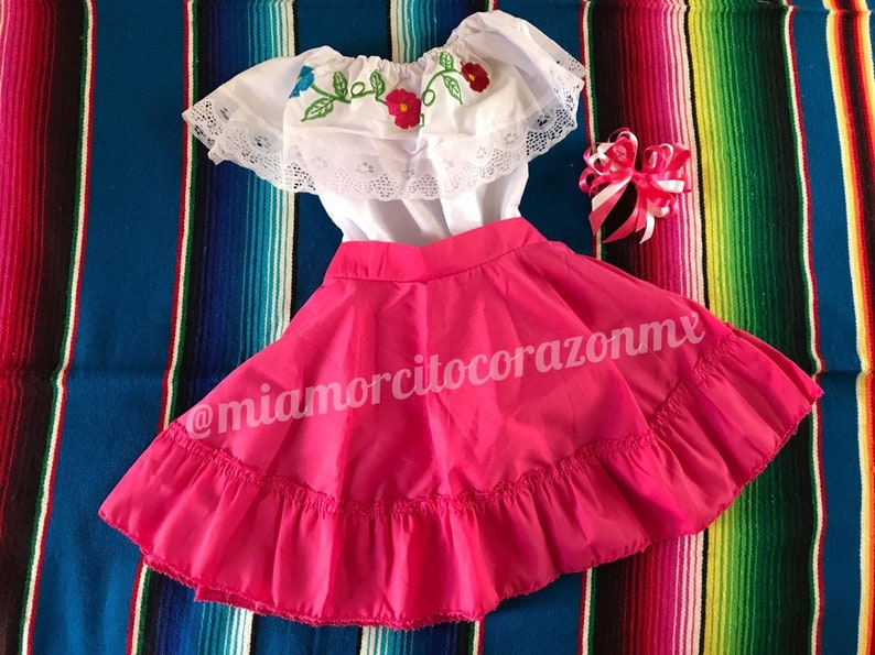 76121909dc Mexican outfit mexican skirt mexican blouse mexican party