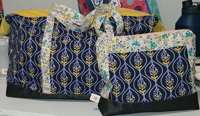 Scattered Showers Cool by Dana Willard by Art Gallery Fabrics Day Trip Collection