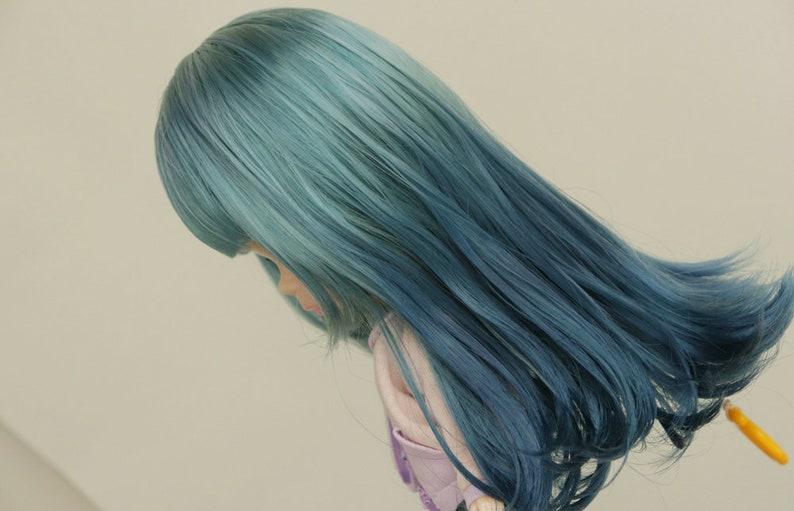 blythe wig rooted Plastic hair parts FBL RBL RBL+