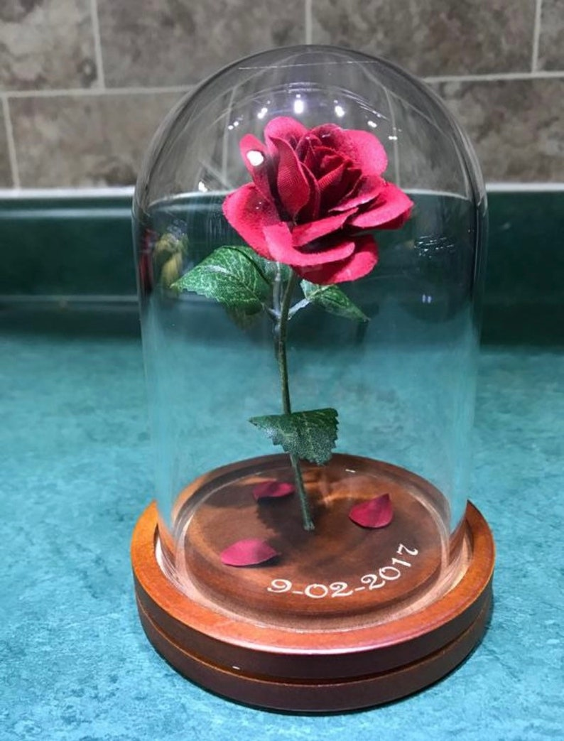 Beauty and the Beast Rose small image 0