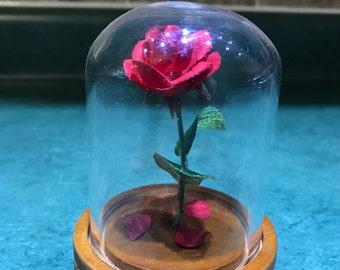 Beauty and the Beast Rose (mini)