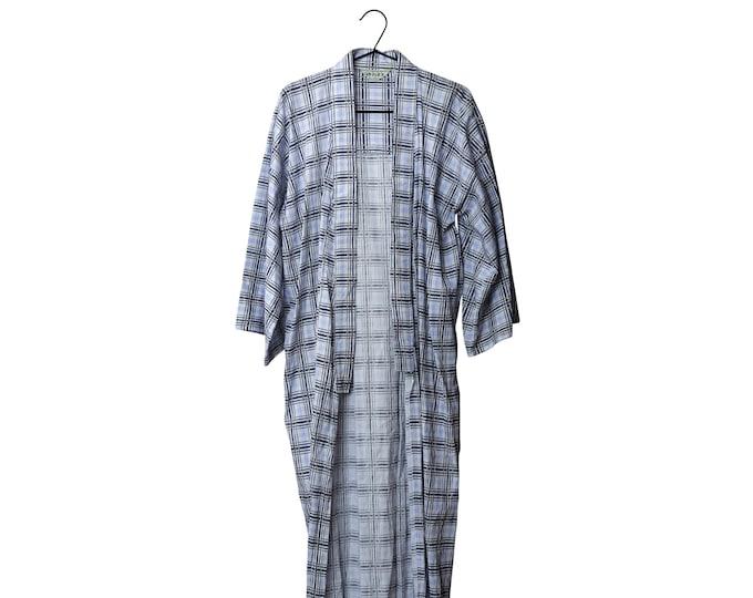 vintage cotton kimono