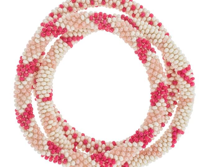 3 sæt Perle armbånd / Nepal bracelet / roll on bracelet