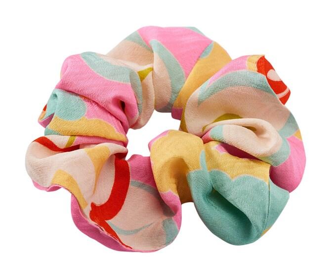 Silk cloud mood / scrunchie