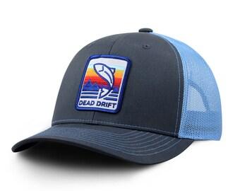 Fly Fishing Hat - Cassette - Trucker Snapback ac420fa7a9c