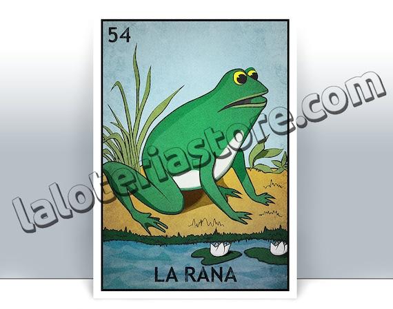 Loteria La Rana Earrings