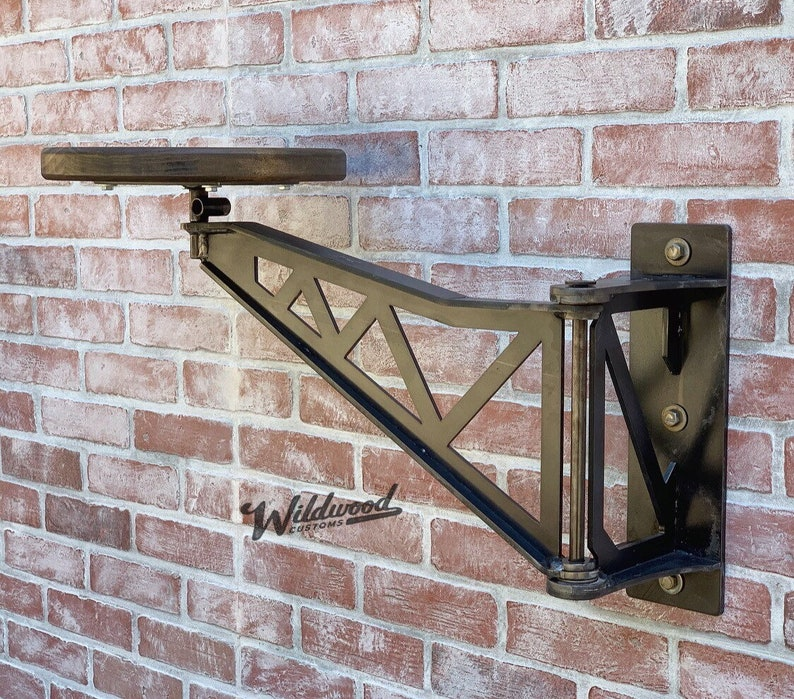 Truss Swing Out Barstool image 0
