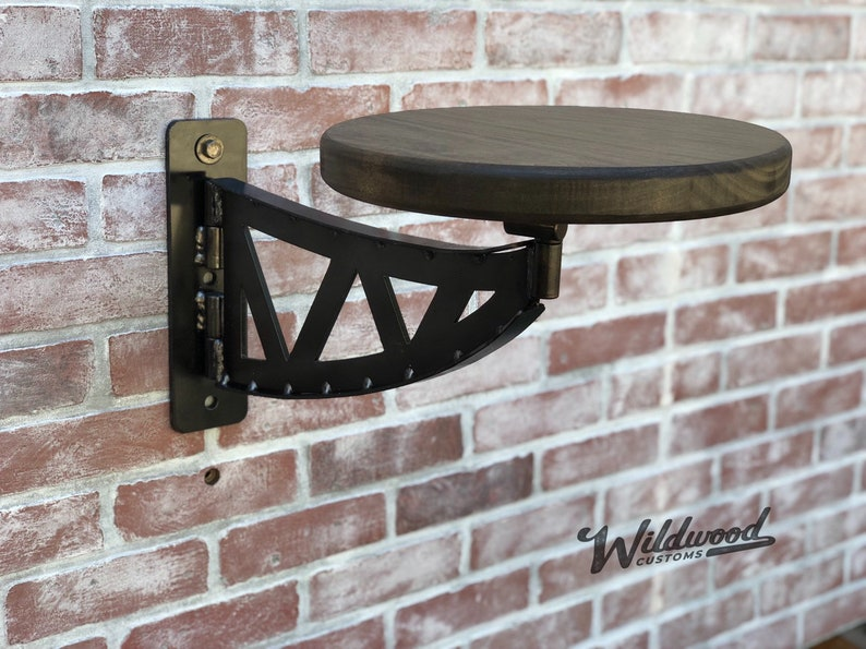 Compact 14 Swing Out Barstool image 0