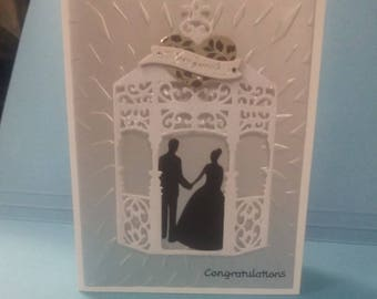Stunning Wedding Card