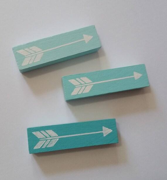 Flèche aimants, Ombre bois réfrigérateur dans une boite métallique articulée, dortoir décor, décor de bureau, jolie organisation, magnétique accessoire Board