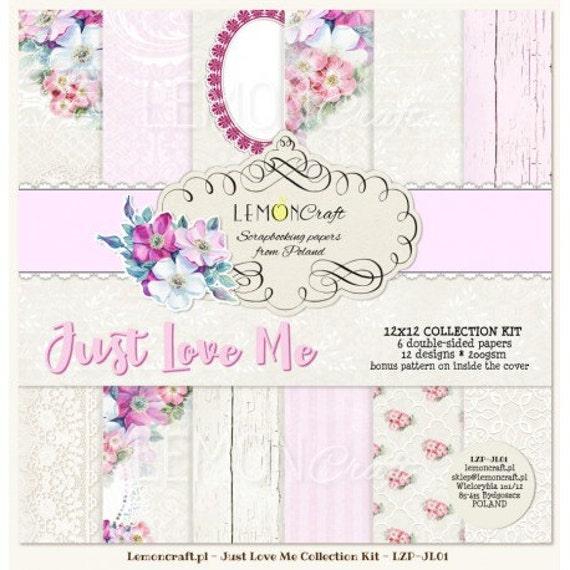 "14 6x6/"" Vintage Aged Look Flower SCRAPBOOK PAPER /& CARD Pink Blue Purple"