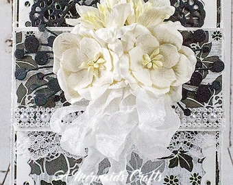 Shabby Chic Card Suitable For Any Occasion