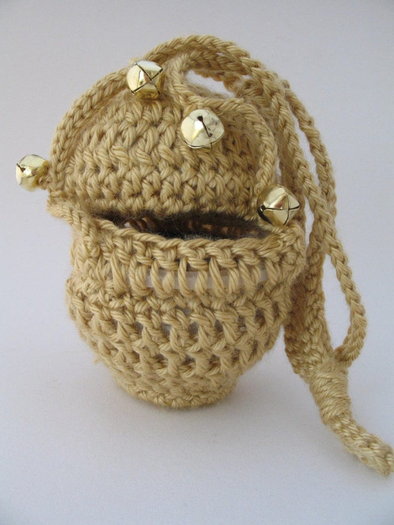 Pattern for Crocheted Toy Censer  PDF image 0