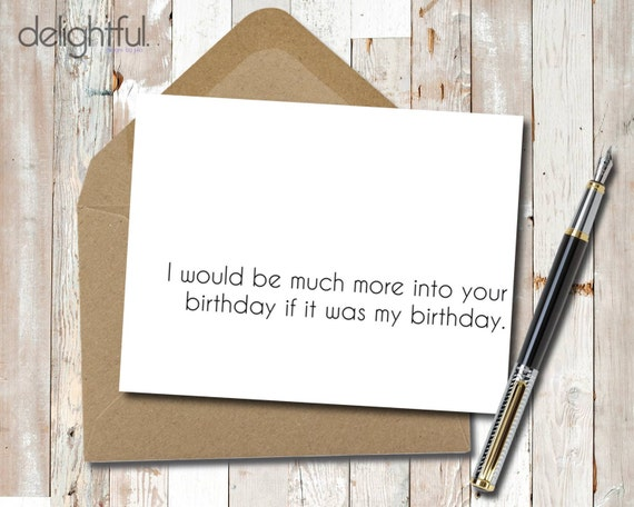 Instant Download Funny Birthday Card Best Friend Birthday Etsy