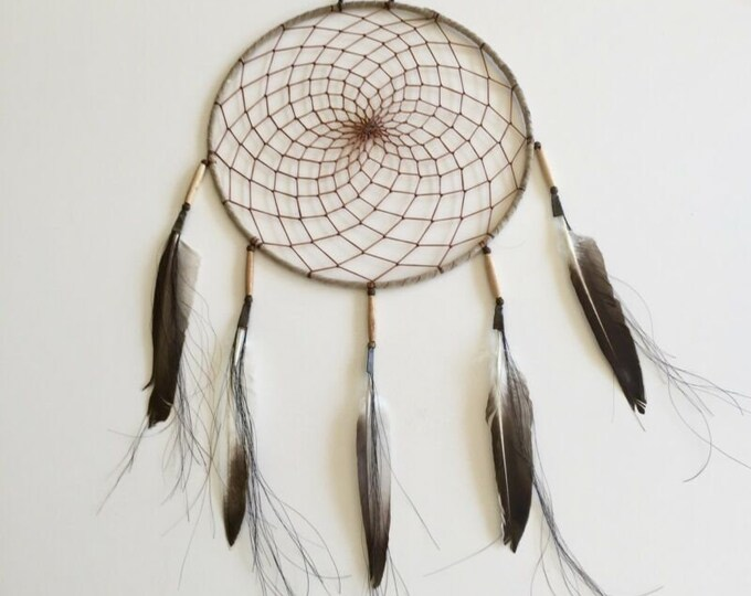 "Native American 10"" Dream Catcher Navajo made"