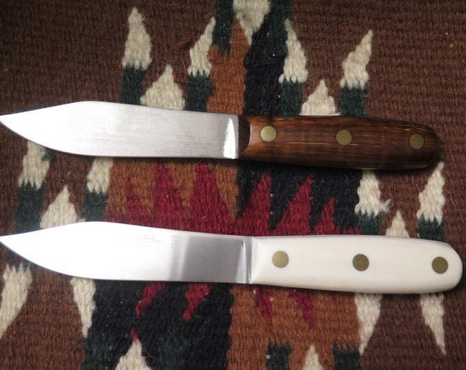 Authentic Custom Bone Handle or Curly Maple Green River Knife Native American and Mountain Men choice 1830s proven for over 200 years