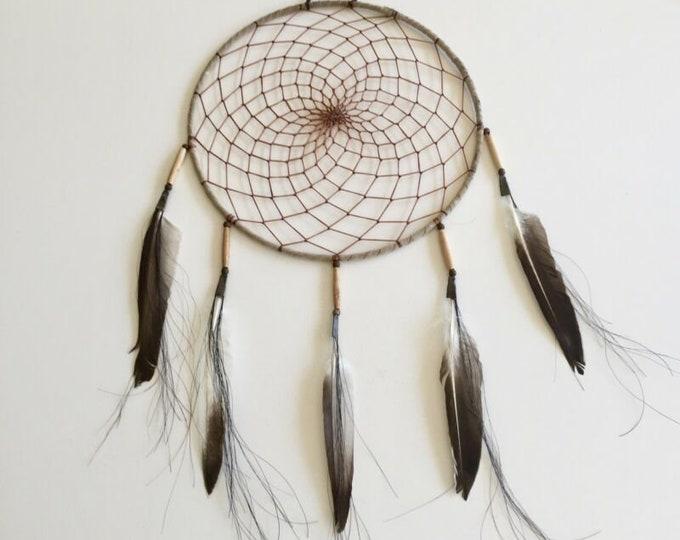 "Native American Dream Catcher Navajo made 9"""