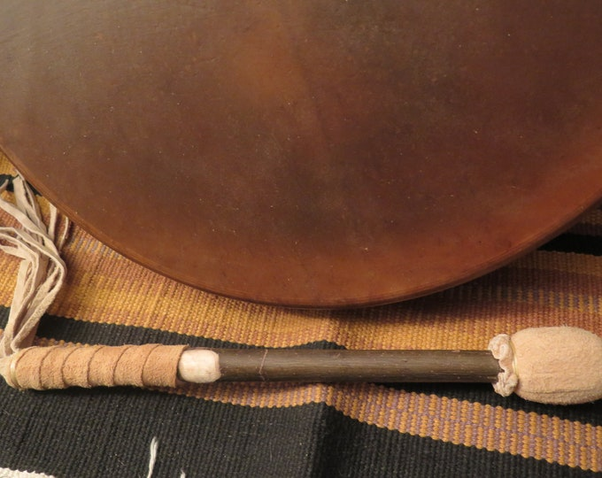 """BEAR LAST ONE'S -Native American 12"""" Drums Buffalo or Apaloosa Horse or Bear Drums and Elk Drums very nice Sounding 12"""" Drums"""